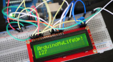 Arduino LCD Display
