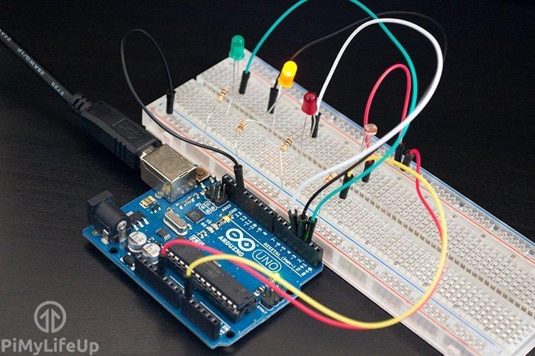 Arduino Light Sensor