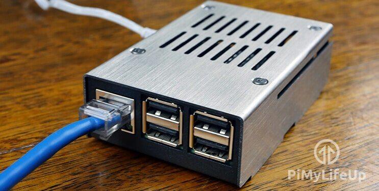 Raspberry Pi DNS Settings