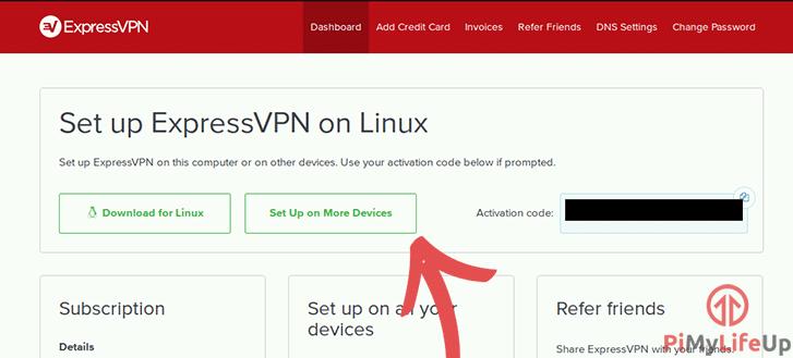 Expressvpn Linux Screen
