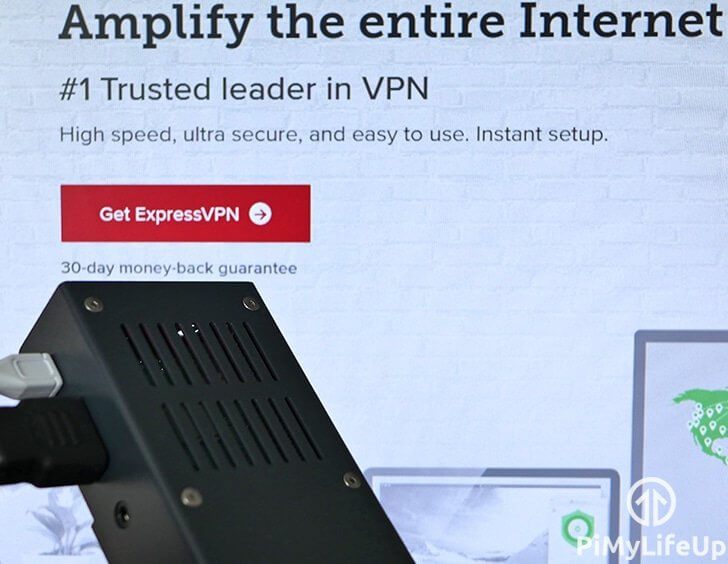Raspberry Pi ExpressVPN