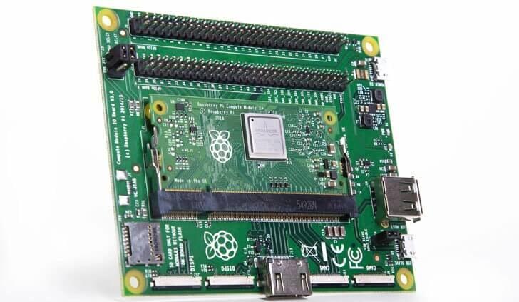 CMD3+ Board