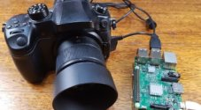 Raspberry Pi Controlling your DLSR Using GPhoto2