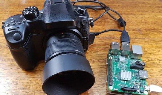 Raspberry Pi DSLR Camera Control Thumbnail