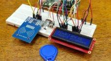 Raspberry Pi RFID Attendance System Thumbnail