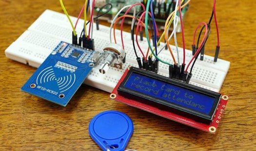 Build your own Raspberry Pi RFID Attendance System Thumbnail