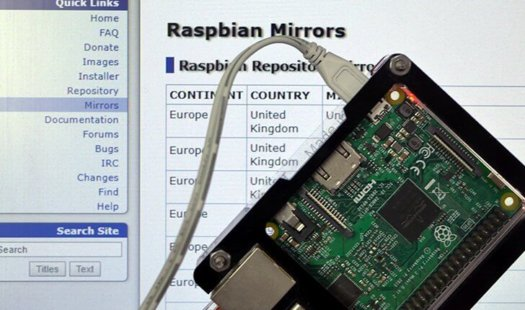 How to change the Repository Mirror on Raspbian Thumbnail