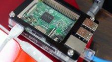Raspberry Pi Network Scanner