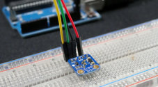Arduino UV Sensor using the VEML6075