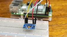 Raspberry Pi Accelerometer ADXL345