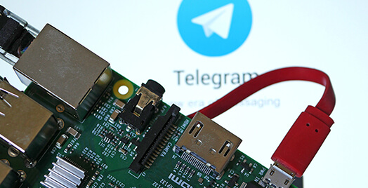 Raspberry Pi Telegram