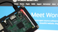 Raspberry Pi Wordpress