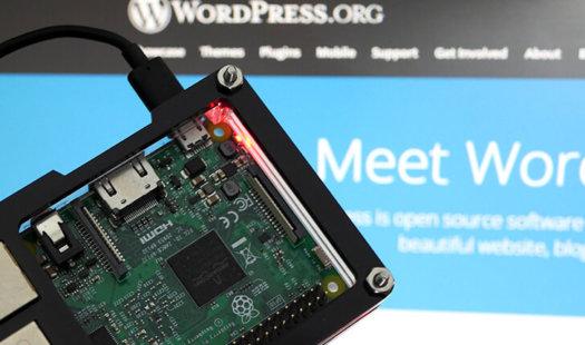 How to Setup WordPress on the Raspberry Pi Thumbnail