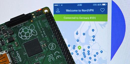 Raspberry Pi NordVPN