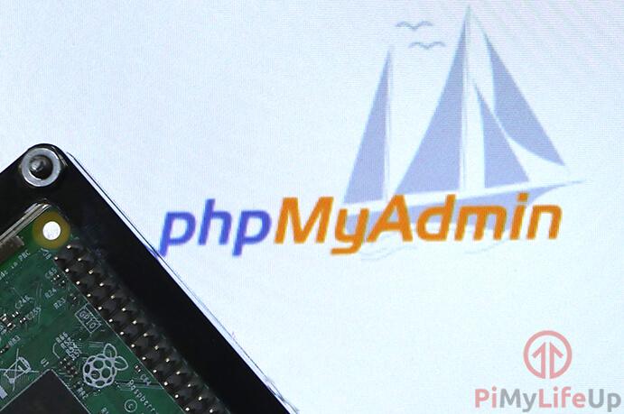 Raspberry Pi PHPMyAdmin