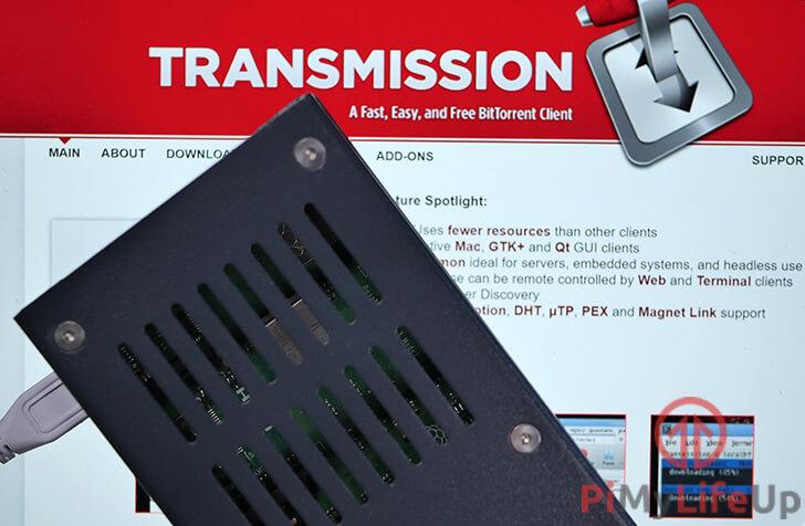 Raspberry Pi Transmission