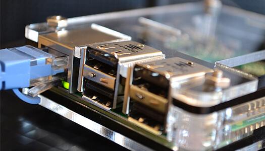 Raspberry Pi Web Servers