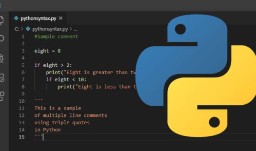 Introduction to Python Syntax Thumbnail