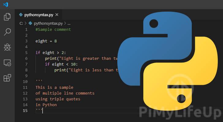 Python Syntax
