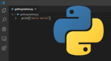 Getting started with Python thumbnail