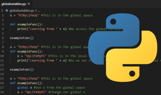 Global Variables in Python Thumbnail