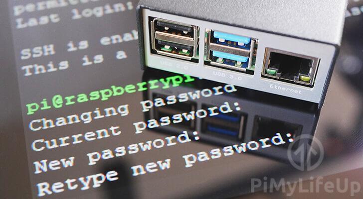 Default Raspbian Username and Password