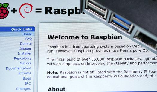 Download Raspbian Thumbnail