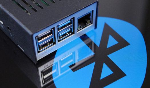 Bluetooth on the Raspberry Pi Thumbnail