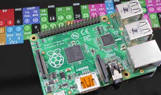 Raspberry Pi Pinout Thumbnail