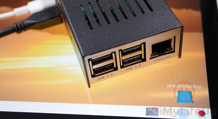 Raspberry Pi Rotate Screen Output