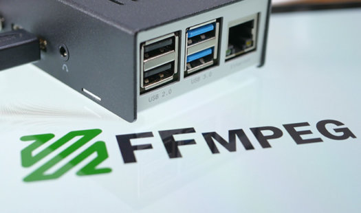 Compiling FFmpeg on the Raspberry Pi Thumbnail