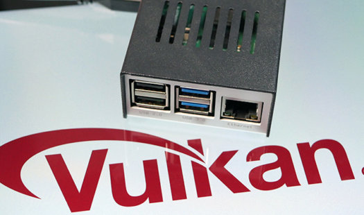 Vulkan Driver in the works for the Raspberry Pi Thumbnail