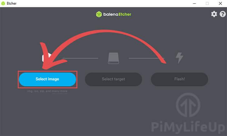 Select Ubuntu Server Image