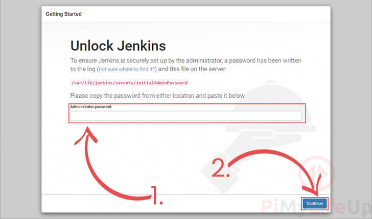 Unlock Jenkins on your Raspberry Pi