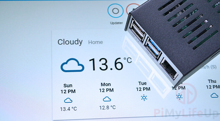 Raspberry Pi Home Assistant Thumbnail