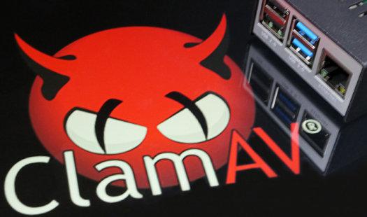 Antivirus on a Raspberry Pi using ClamAV Thumbnail