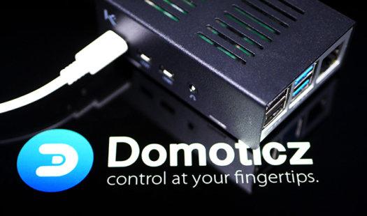 Installing Domoticz on the Raspberry Pi Thumbnail