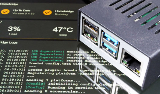Using Homebridge on the Raspberry Pi Thumbnail