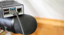Raspberry Pi Microphone