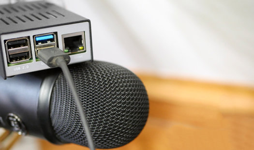 Using a Microphone with a Raspberry Pi Thumbnail