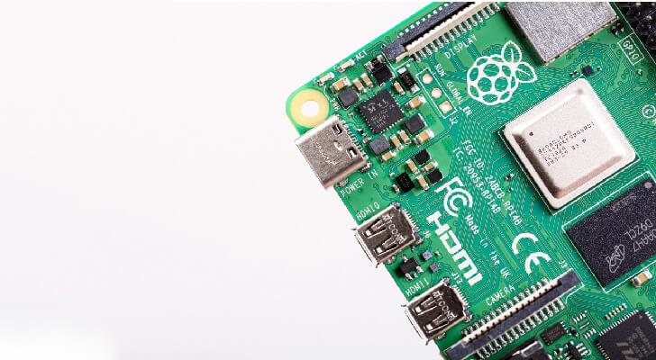 Raspberry Pi 4 8GB Power Circuit Changes