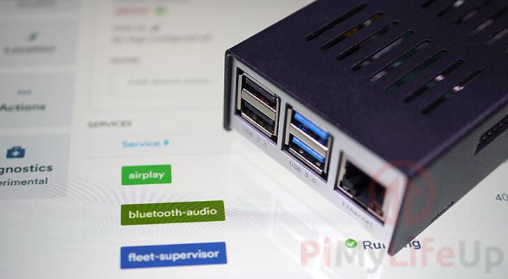 Raspberry Pi Bluetooth Speaker