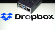 Raspberry Pi Dropbox Thumbnail