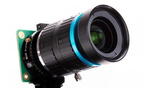 Raspberry Pi High Quality Camera Thumbnail