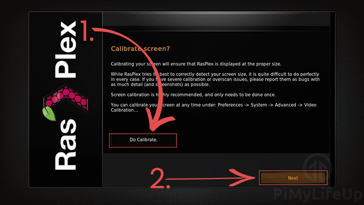 Calibrate for your display