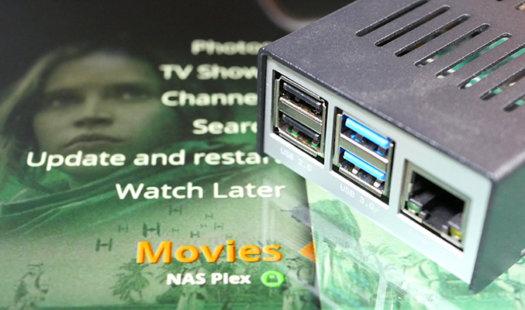 Setting up RasPlex on your Raspberry Pi Thumbnail