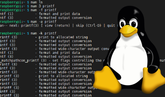 The man Command in Linux Thumbnail