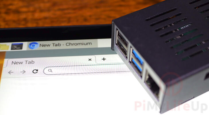 Raspberry Pi Chromium Web Browser