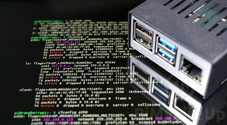 Raspberry Pi MAC Address