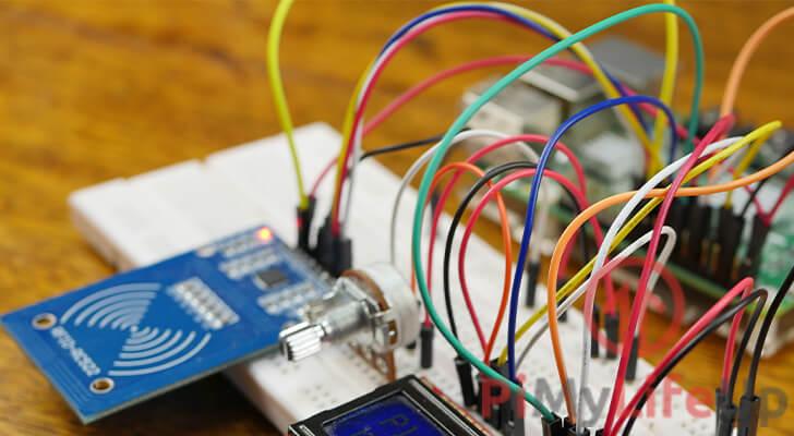 Raspberry Pi SPI
